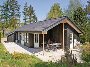 Holiday Home Ega with Fireplace III