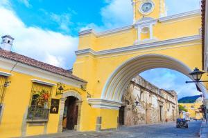 Hotel Convento Santa Catalina by AHS Антигуа-Гватемала
