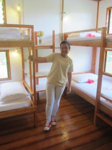 Eskapo Verde, Hostelek  Badian - big - 4