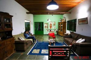 Canto da Lala Chales, Guest houses  Pouso Alto - big - 64