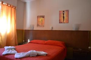 Hotel Cerro Azul, Отели  Вилья-Карлос-Пас - big - 4