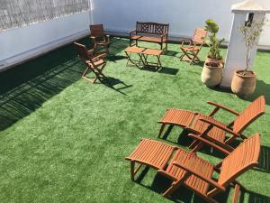 Appartement de luxe avec jardin privé., Ferienwohnungen  Casablanca - big - 2