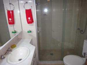 Copacabana Apart Hotel, swimming pool and Gym, Aparthotely  Rio de Janeiro - big - 7