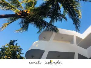 condo zelinda, Appartamenti  Playa del Carmen - big - 7