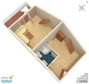 Apartment Vinisce 4886d, Ferienwohnungen  Vinišće - big - 21