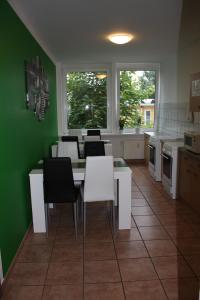 Ahoi-Gästehaus, Penziony  Hamburk - big - 27