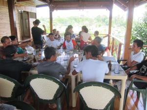 Eskapo Verde, Hostelek  Badian - big - 15
