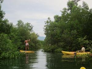 Eskapo Verde, Hostelek  Badian - big - 9