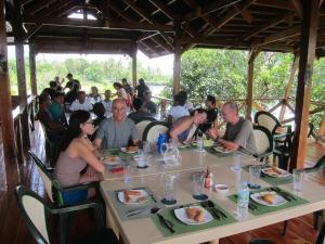 Eskapo Verde, Hostelek  Badian - big - 13