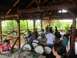 Eskapo Verde, Hostelek  Badian - big - 14