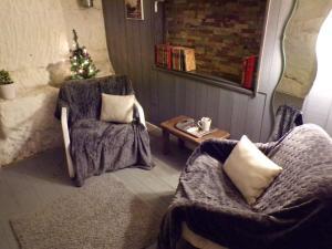 Les Troglos de Beaulieu, Bed and Breakfasts  Loches - big - 40