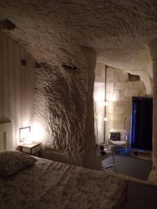 Les Troglos de Beaulieu, B&B (nocľahy s raňajkami)  Loches - big - 45