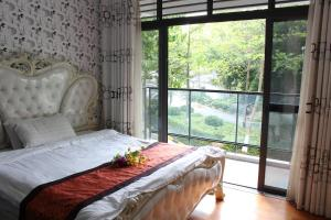 Conghua Hot Spring Holiday Villa No. 71, Виллы  Conghua - big - 82