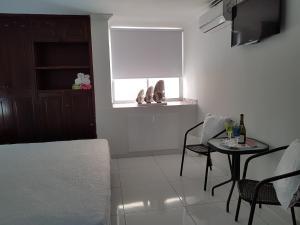 Espectaculares Vistas, Edificio Nautilus, Barrio El Laguito., Апартаменты  Картахена - big - 86