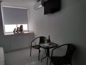 Espectaculares Vistas, Edificio Nautilus, Barrio El Laguito., Апартаменты  Картахена - big - 88