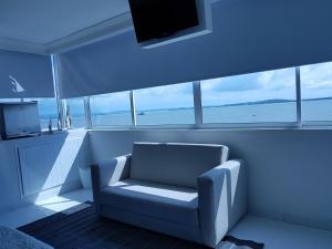 Espectaculares Vistas, Edificio Nautilus, Barrio El Laguito., Апартаменты  Картахена - big - 71