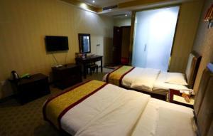 Santai Yilu Business Hotel, Отели  Santai - big - 17