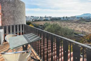 Casa en Ibiza, vistas Dalt Vila, Holiday homes  Ibiza Town - big - 11
