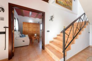Casa en Ibiza, vistas Dalt Vila, Holiday homes  Ibiza Town - big - 26