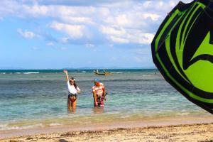 Buen Hombre Kite Camping / Hotel