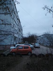 Apartment with a view of the Zhiguli mountains, Apartments  Zhigulevsk - big - 4