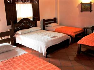 Hotel Colonial Socorro, Hotely  Socorro - big - 6