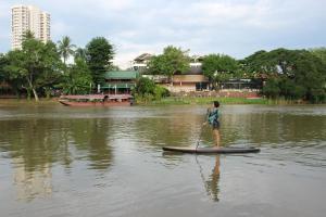 Ban Narai River Guesthouse, Panziók  Csiangmaj - big - 10