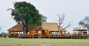 Nogatsaa Pans Lodge, Lodges  Kasane - big - 2