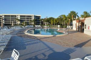 514F, Condo at Sarasota, with Pool View, Nyaralók  Siesta Key - big - 20