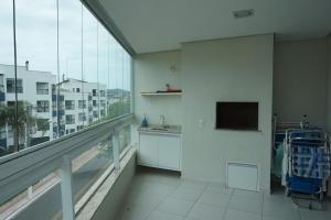 Porto Del Mar - Canasvieiras, Appartamenti  Florianópolis - big - 99