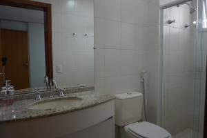 Porto Del Mar - Canasvieiras, Appartamenti  Florianópolis - big - 98