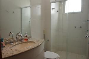 Porto Del Mar - Canasvieiras, Appartamenti  Florianópolis - big - 97