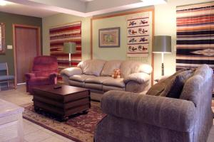 Country Lodge, Prázdninové domy  Nodine - big - 4