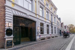 Hotel Academie(Brujas)