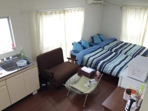 Resident Flat Nakakoshima 201, Apartmanok  Nagaszaki - big - 35