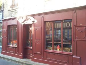 La Maison de Honfleur, Отели типа «постель и завтрак»  Онфлер - big - 29