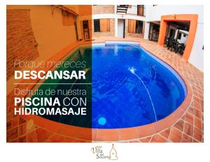 Hotel Villa Del Socorro, Отели  Socorro - big - 24