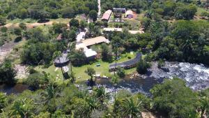 Hotel Fazenda Paraiso das Corredeiras, Hotely  Santa Maria da Vitória - big - 7