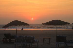 Huts on Arambol Beach, Vendégházak  Arambol - big - 20