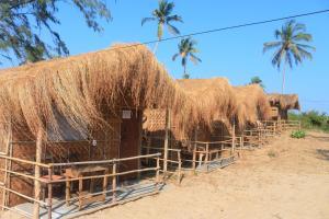 Huts on Arambol Beach, Guest houses  Arambol - big - 22