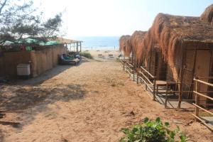 Huts on Arambol Beach, Vendégházak  Arambol - big - 21