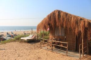 Huts on Arambol Beach, Guest houses  Arambol - big - 1