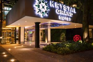 Мехико - Krystal Grand Suites Insurgentes
