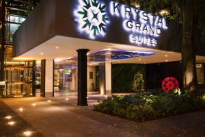 Мехико - Krystal Grand Suites Insurgentes