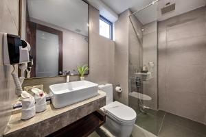 Halina Hotel and Apartment, Hotels  Da Nang - big - 23