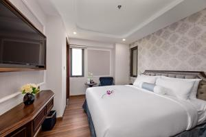 Halina Hotel and Apartment, Hotels  Da Nang - big - 21