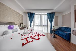 Halina Hotel and Apartment, Hotels  Da Nang - big - 18