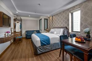 Halina Hotel and Apartment, Hotels  Da Nang - big - 16