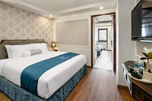 Halina Hotel and Apartment, Hotels  Da Nang - big - 13