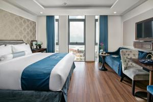 Halina Hotel and Apartment, Hotels  Da Nang - big - 11